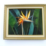 LK-Bird_of_Paradise-14X18-Oil-on-Canvas-Painting-150x150