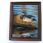 LK-Male_Wood_-Duck-14X18-Oil-on-Canvas-Painting-150x150